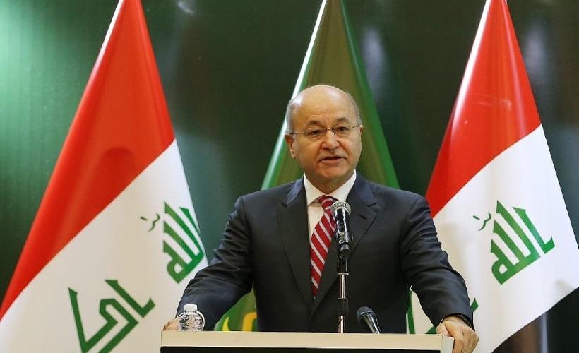 Salih: Irak'ta yolsuzluklar nedeniyle 150 milyar dolar kaybettik