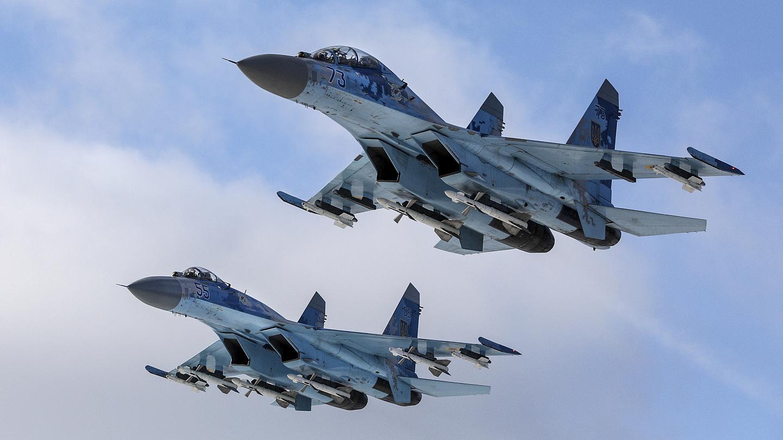 Karadeniz'de Fransa'nın jetlerine, Rusya'dan önleme!