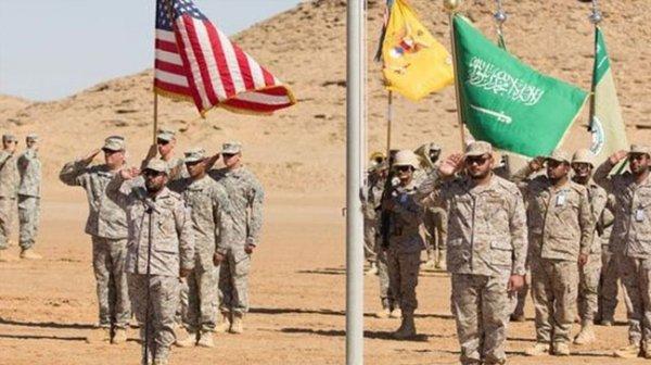 Suudi ve ABD'nin 'Çöl Serabı 3' tatbikatı sona erdi