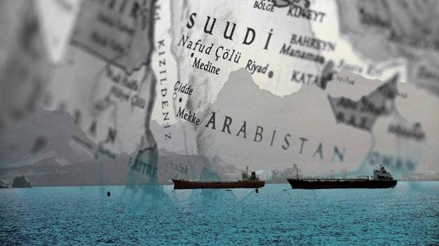 Riyad: İranlı milislere ait paylayıcı yüklü tekne imha etti