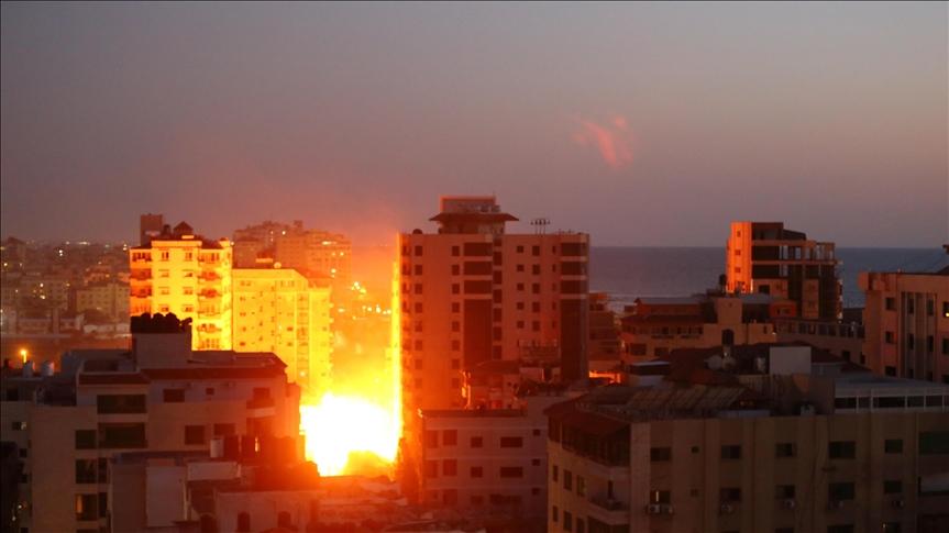 İsrail'in başkenti Tel Aviv'e saldırı: Ölü ve yaralılar var!