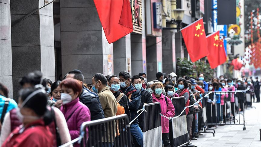 WSJ | ABD istihbarat raporunda Çin ile ilgili yeni iddia