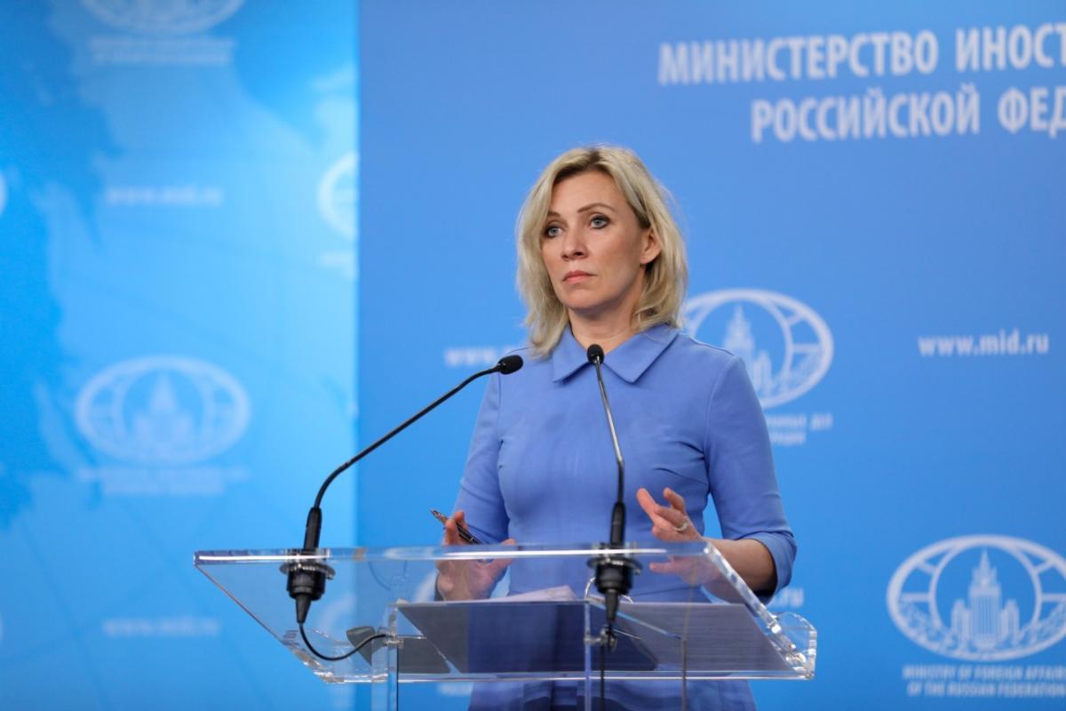 Zaharova: Çekya, patlamalarda suçu Rusya'ya yüklüyor
