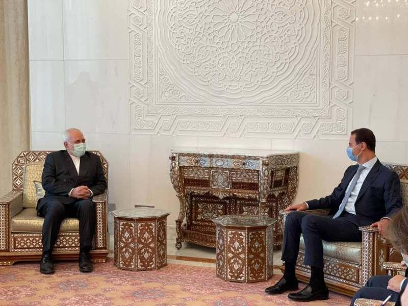Zarif, Esad ile Anayasa Komitesi ile silahlı grupları görüştü