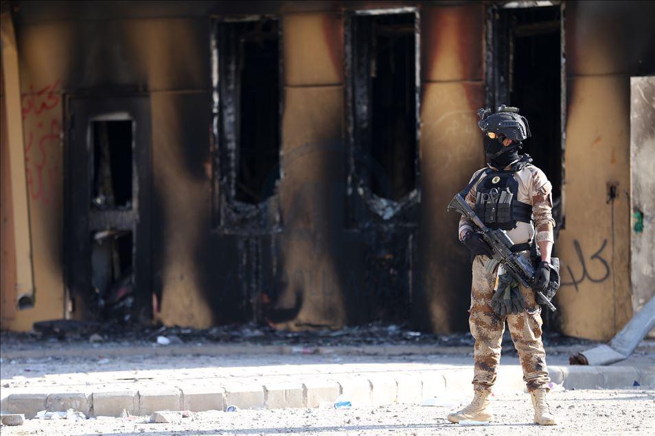 Iraklı milislerden ABD ve Koalisyona tehdit niteliğinde gönderme
