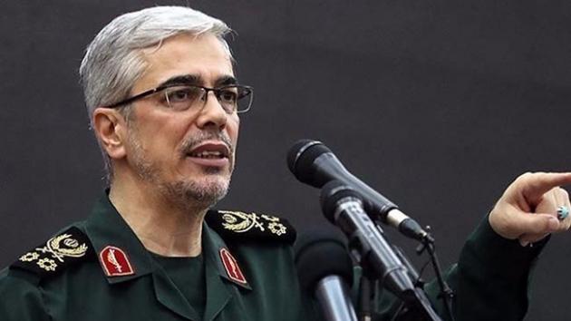 İran Genelkurmay Başkanından Kürt partilerine tehdit: Yok edene kadar...