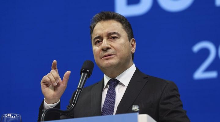 Babacan Urfa'da Kürt meselesine ilişkin iddialı konuştu