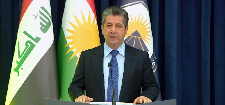 Başbakan Mesrur Barzani: Kürdistanlıların diğer halklardan hiçbir eksiği yok