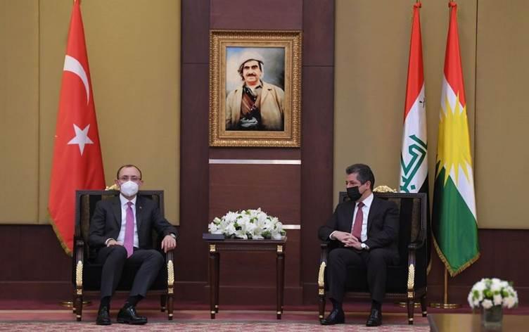 Erbil-Türkiye arasında 'Kürdistan krizi' Mesrur Barzani sert çıkıştı!