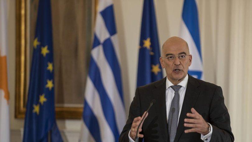 Yunanistan Dışişleri Bakanı Dendias: ABD, Türkiye'nin tepkisini önemsemiyor