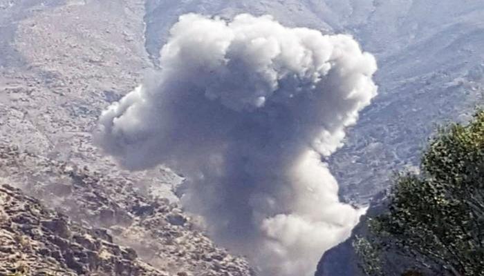 TSK Süleymaniye'nin kuzeyini bombaladı: Kaymakamdan açıklama!