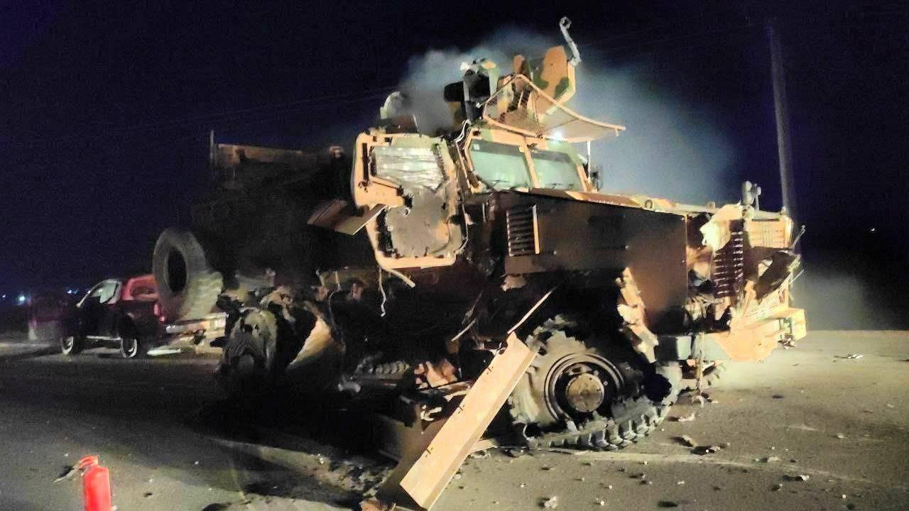 İdlib'te Türk konvoyuna yapılan saldırıyı 'Onlar' üstlendi: Kim bu örgüt?