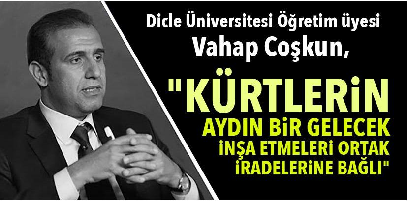 RÖPORTAJ |Vahap Coşkun: Erken seçimi AKP ve MHP'nin anlaşıp anlaşmaması belirleyecek