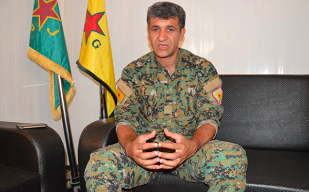 YPG'den Rojava ve Türkiye açıklaması: Saldırı ihtimalleri değerlendirildi