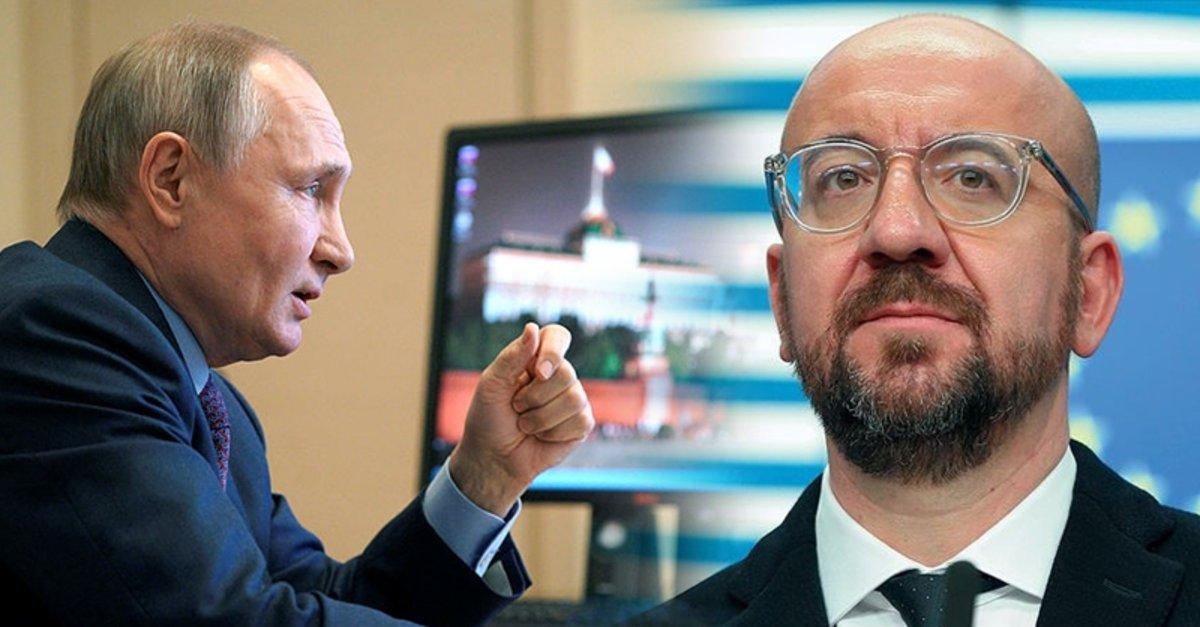 AB Konseyi: Rusya'dan korkmuyoruz!