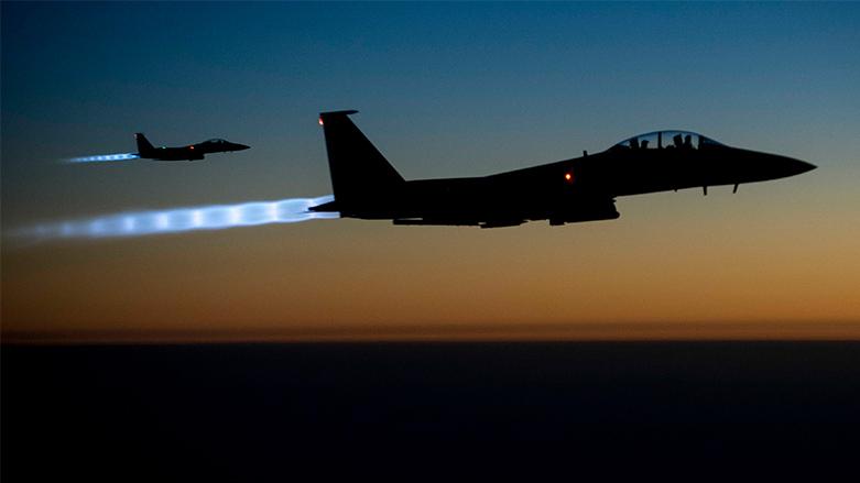 ABD basını: Hava saldırısı, Erbil saldırısına yanıt olarak yapıldı