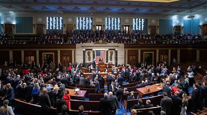 """Kongre, Biden'a """"Irak'a karşı güç kullanma yetkisini"""" iptal ediyor"""