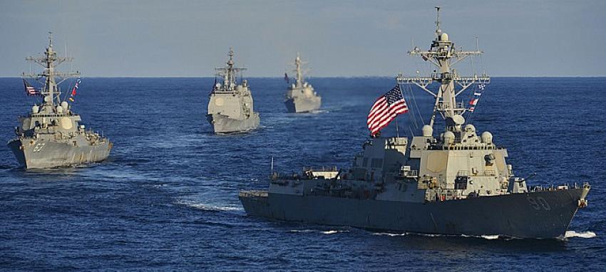 ABD ordusu ve Körfez Konseyi arasında işbirliği görüşmesi