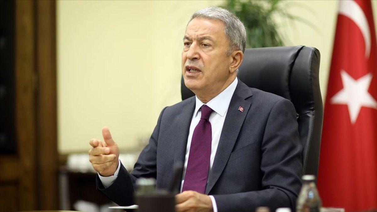 Türkiye | Akar'dan Taliban açıklaması