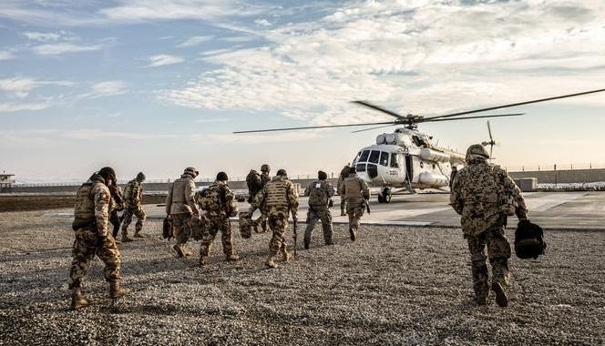 Almanya, 20 yıl sonra tüm askerlerini Afganistan'dan çekti
