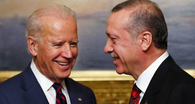 ABD'li senatörlerden Biden'a Erdoğan mektubu: Endişeliyiz