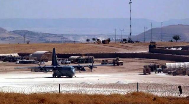 Bağdat | ABD güçlerinin olduğu hava üssüne saldırı!