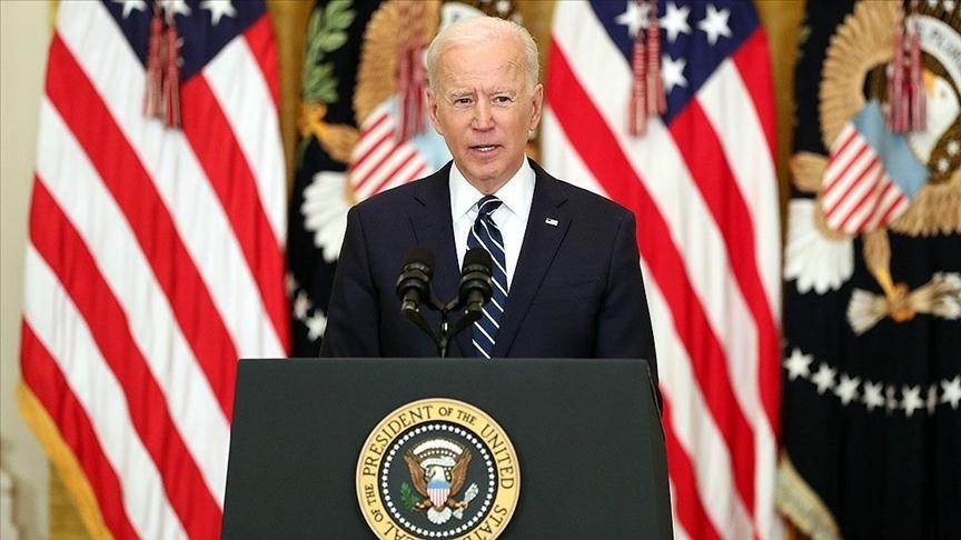 Biden: ABD, Afganistan'ı ulus inşa etmek için işgal etmedi!