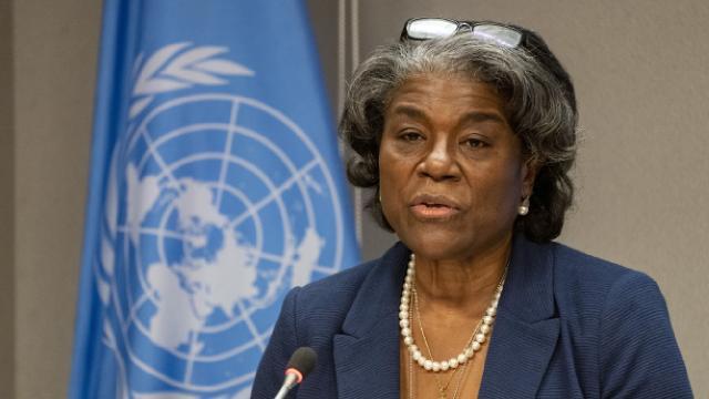 ABD'nin BM temsilcisi, Türkiye ve Suriye sınırını ziyaret edecek