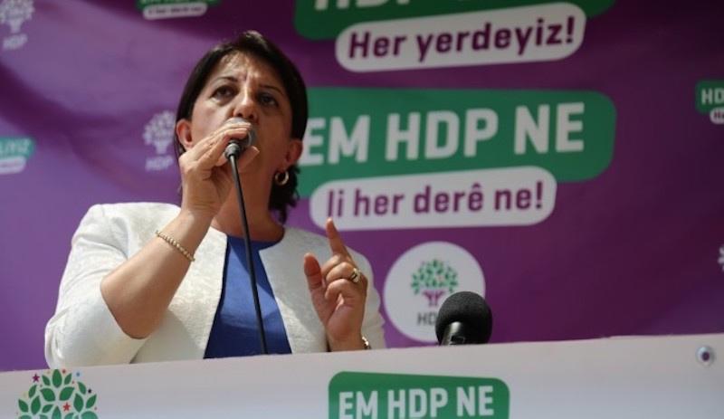 Buldan, Urfa'da konuştu: AKP ile masaya oturacak tek bir Kürt yoktur!