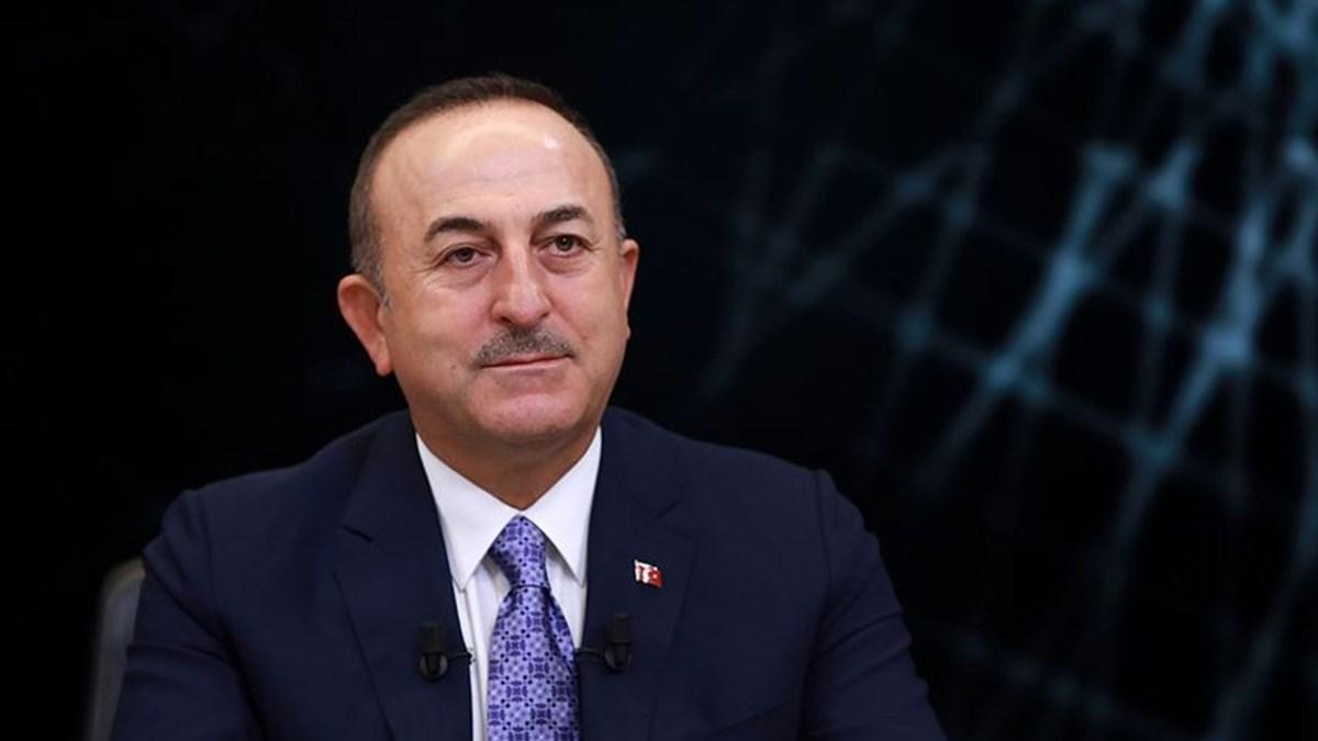 Çavuşoğlu, Fransa yönetimi ile Suriye'yi görüştü