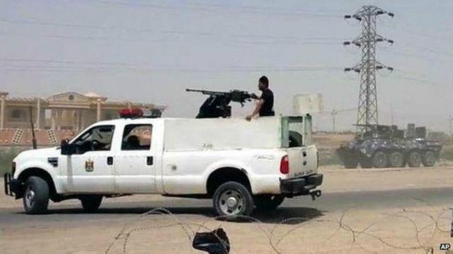 IŞİD Diyala'da saldırdı: Ölü ve yaralılar var!