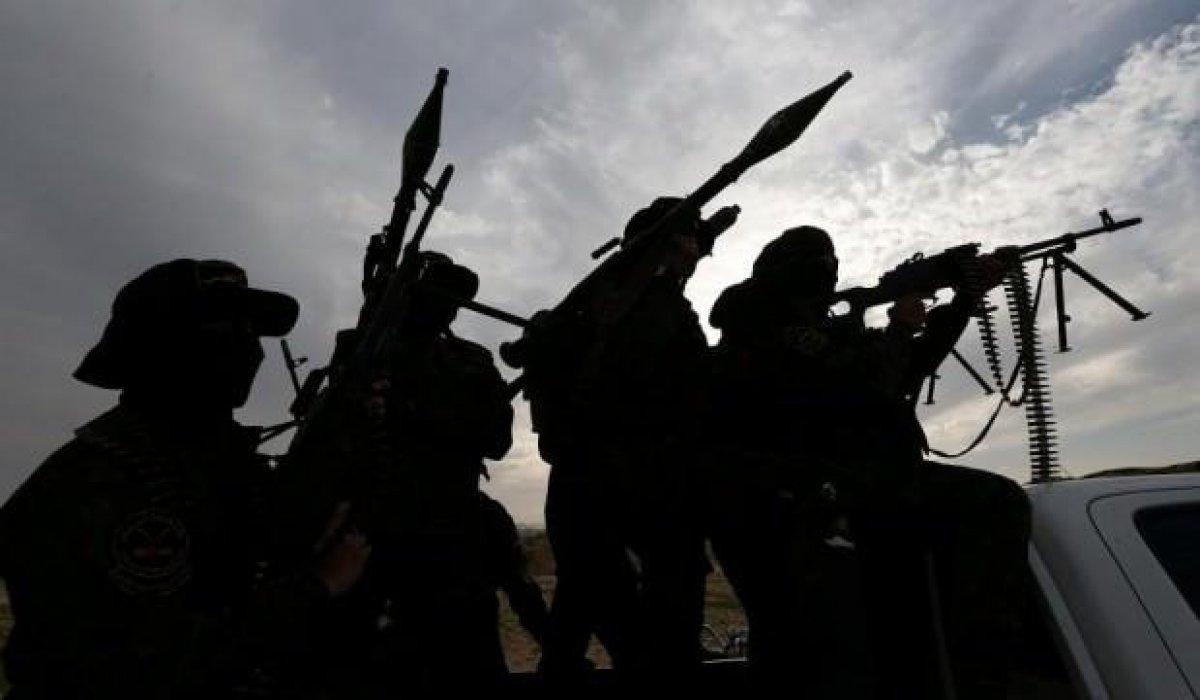 SOHR: İran destekli milisler DSG bölgesine silah taşıyor