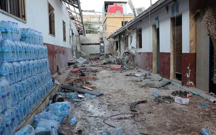 SOHR: Efrin saldırısında füzeler rejim bölgesinden atıldı