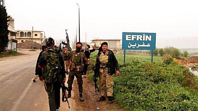 Rojava   Silahlı çeteler, Efrin'de 11 sivili kaçırdı!
