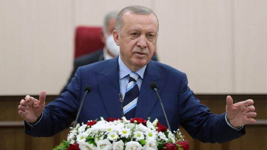 Türkiye | Erdoğan'dan Yunanistan mesajı