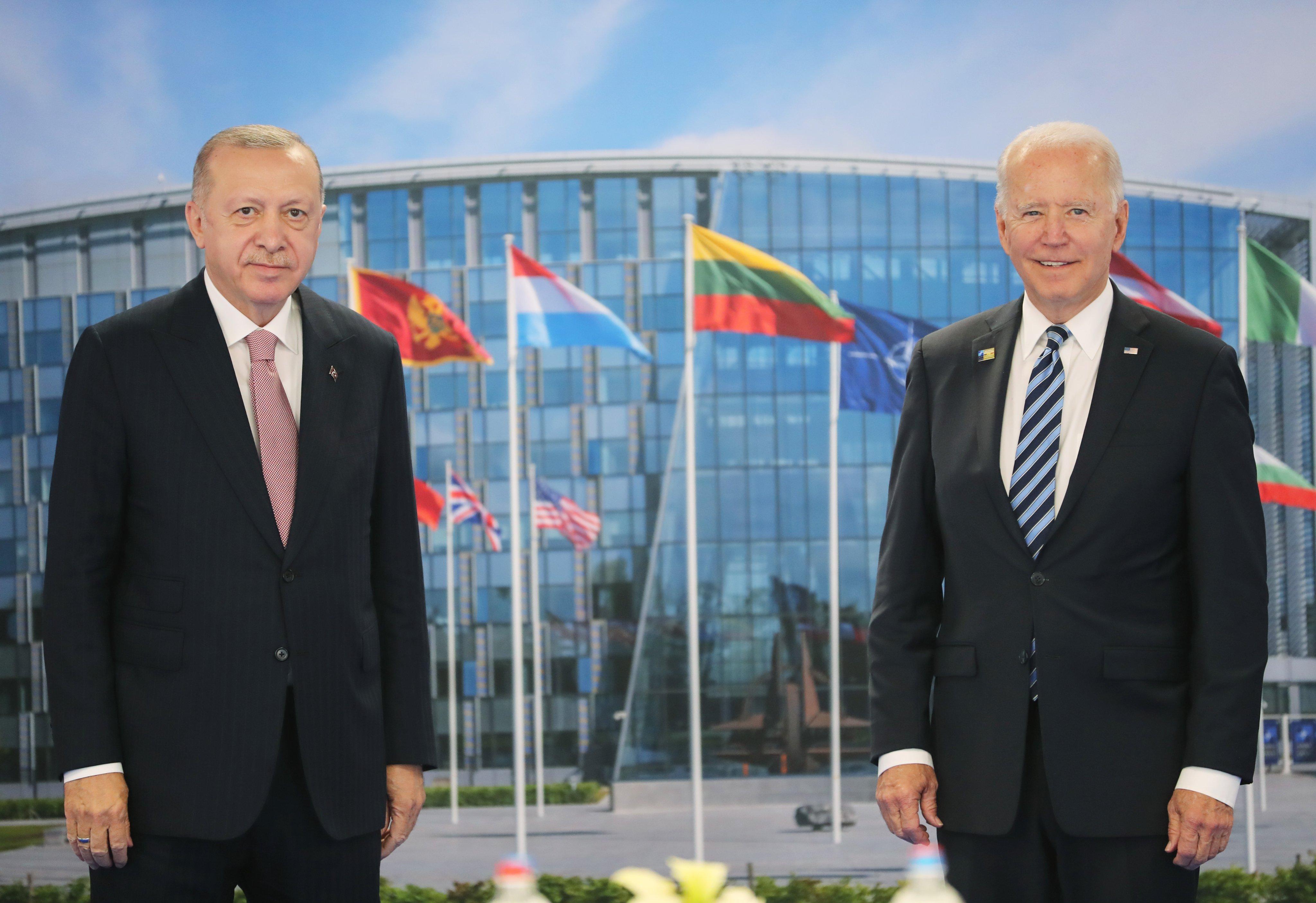 Biden-Erdoğan arasında kritik görüşme!
