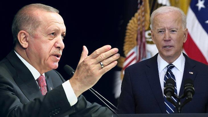 Beyaz Saray: Biden ve Erdoğan 14 Haziran'da görüşecek