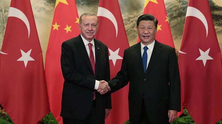 Çin lideri ile Erdoğan arasında kritik görüşme!