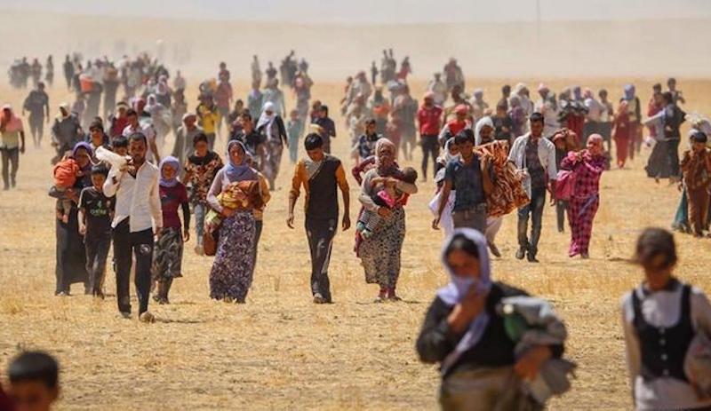Hollanda, Ezidi Kürtlere yönelik katliamı 'Soykırım' olarak tanıdı