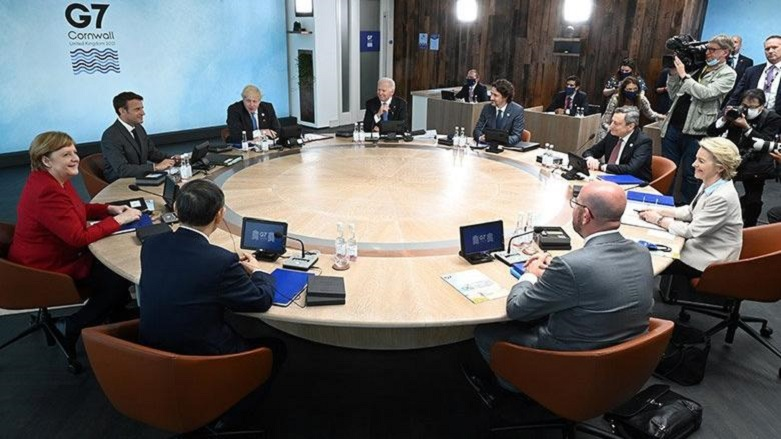 G7'den Kovid-19 kökeni hakkında DSÖ'ye çağrı!