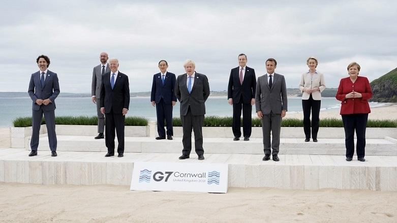 Biden, G7 ülkelerine Çin'e yönelik baskı uygulayacak!