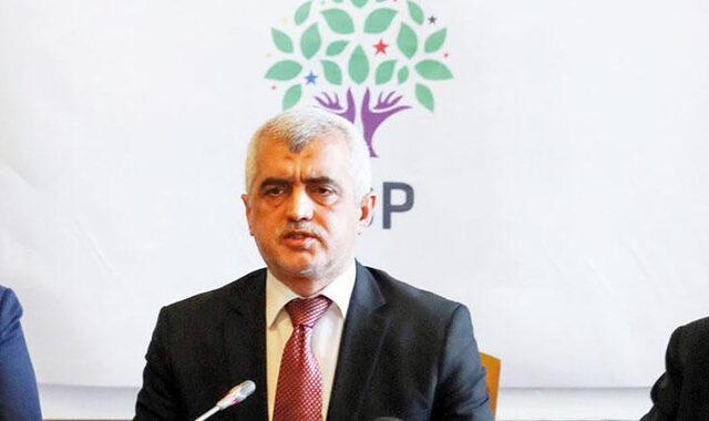 HDP: Gergerlioğlu hakkında tahliye kararı verildi
