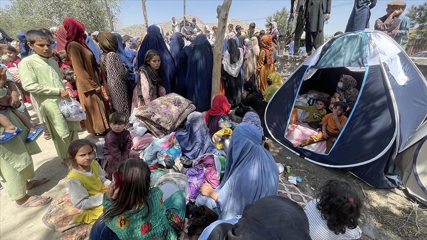 20 bine yakın Afgan sığınmacı kabul edilecek