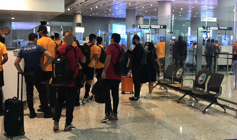 Yunanistan  Bakan Yardımcısı: Galatasaray'ı almayın talimatını ben verdim