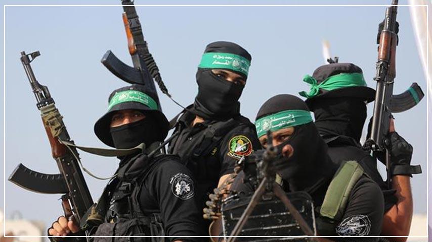 Hamas'tan İsrail açıklaması: Sadece askeri hedeflerini vurduk