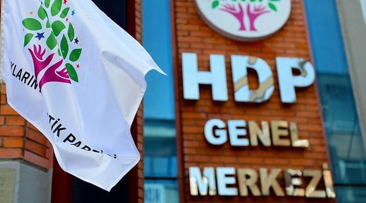 HDP'nin kapatılması için yeniden dava açıldı