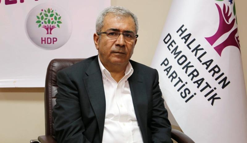 "Taşçıer: ""HDP kendini feshedebilir"""