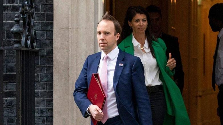 İngiltere | Skandal olay sonrası Sağlık Bakanı istifa etti