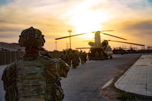 Irak'ta ABD askeri üssüne roketli saldırı!