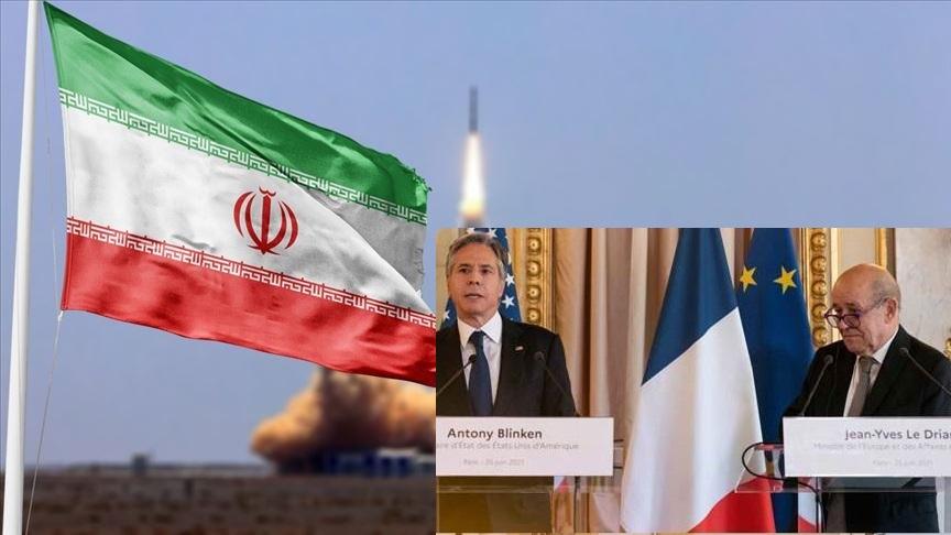 ABD ve Fransa'dan İran ile nükleer anlaşma yorumu!